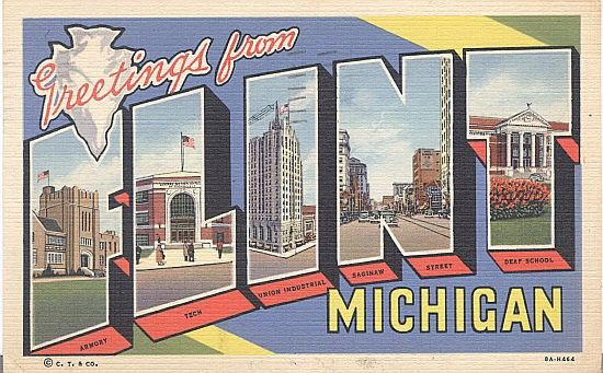 Flint Postcard 2